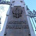 Ministerstwo Sprawiedliwości.